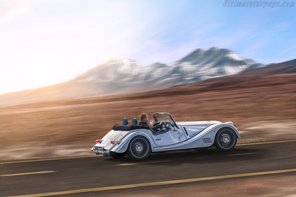 Morgan Plus Six Roadster