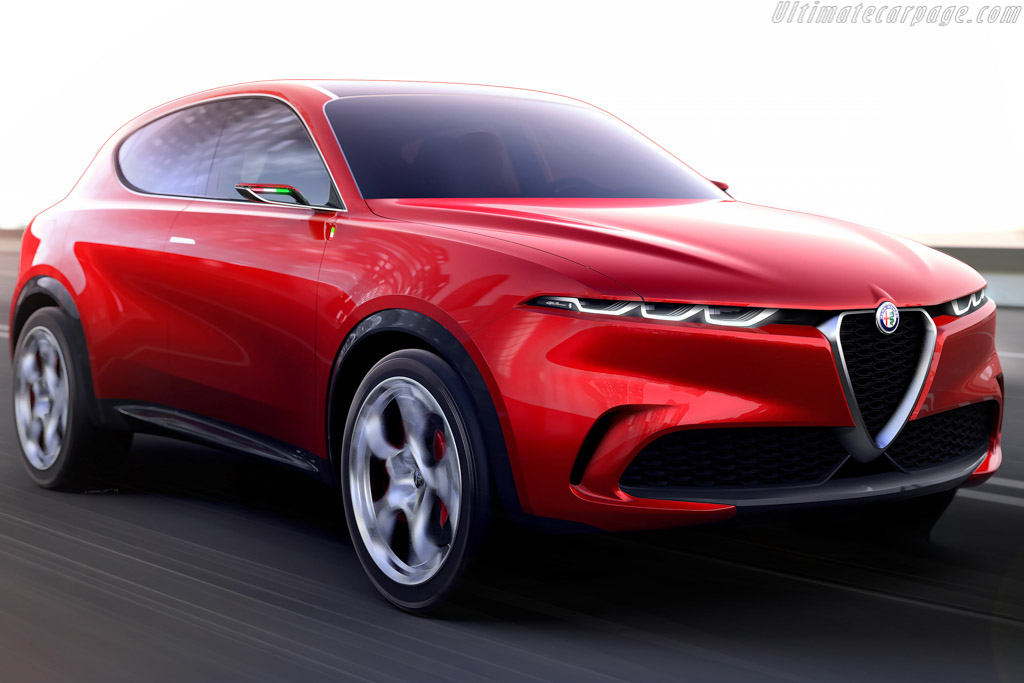 alfa romeo tonale concept images specifications  information