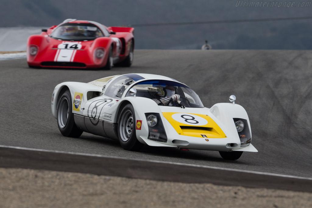 Porsche 906 - Chassis: 906-113   - 2017 Monterey Motorsports Reunion