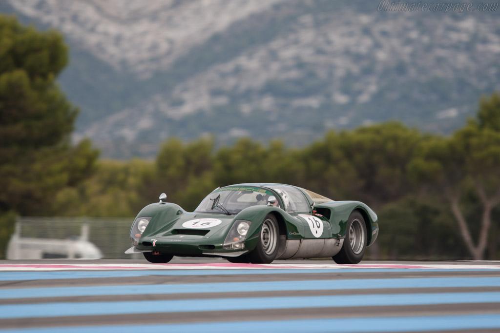 Porsche 906 - Chassis: 906-129  - 2011 Dix Mille Tours