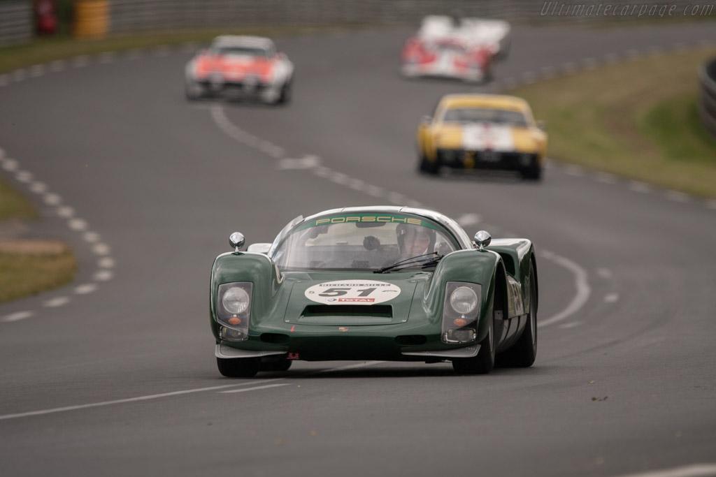 Porsche 906 - Chassis: 906-129  - 2012 Le Mans Classic