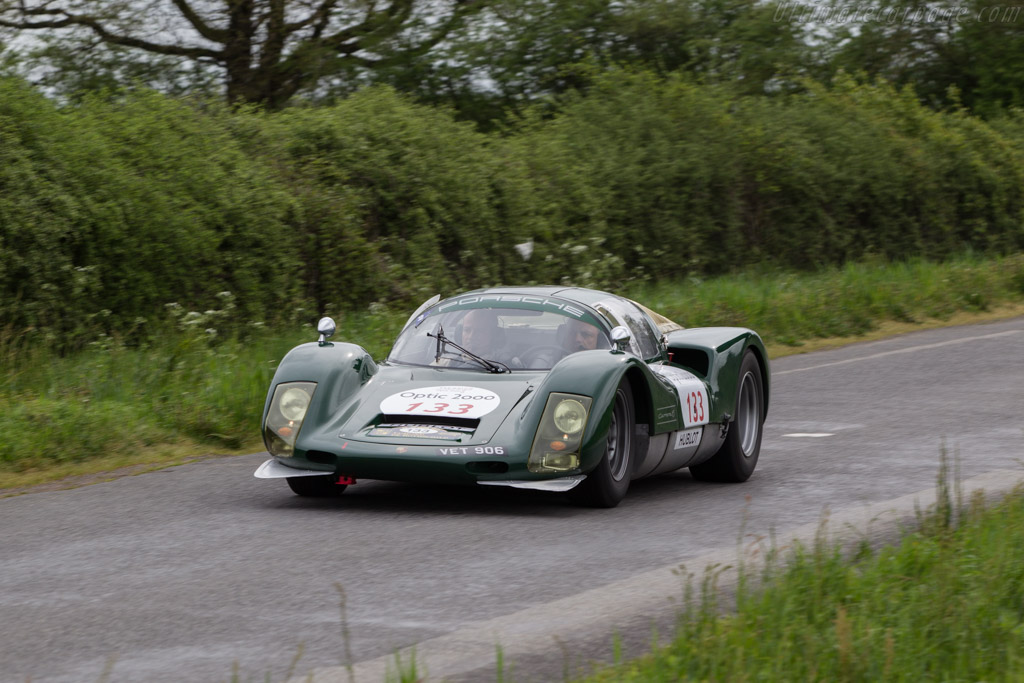 Porsche 906 - Chassis: 906-129  - 2013 Tour Auto