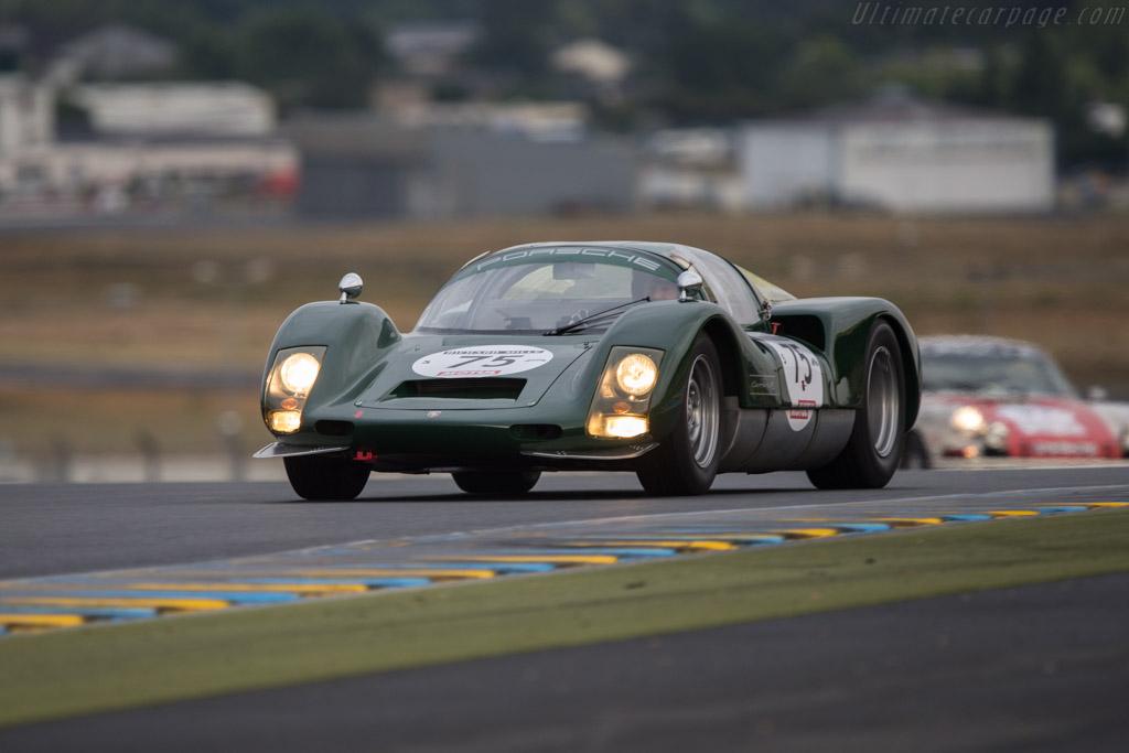 Porsche 906 - Chassis: 906-129  - 2014 Le Mans Classic