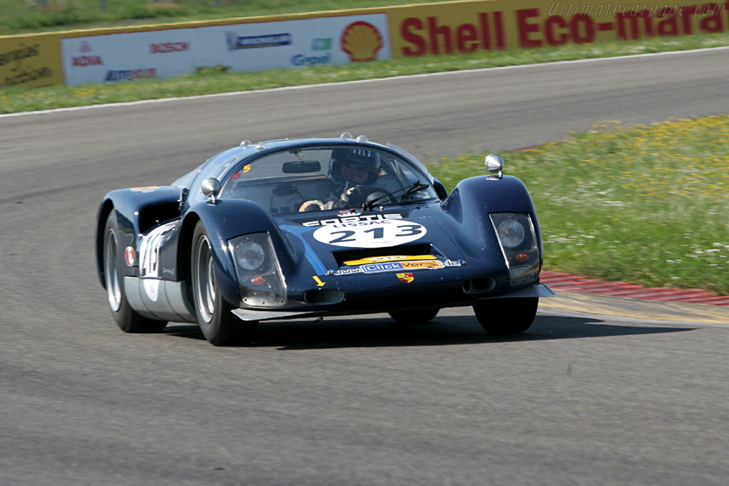 Porsche 906    - 2005 Tour Auto