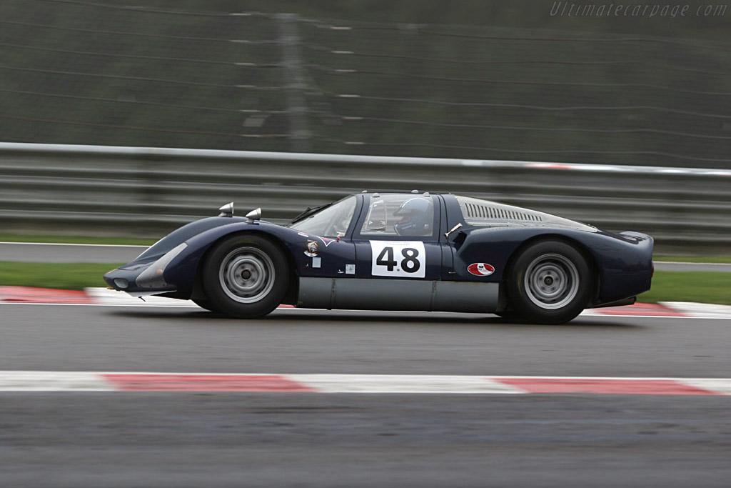 Porsche 906    - 2005 Le Mans Endurance Series Spa 1000 km