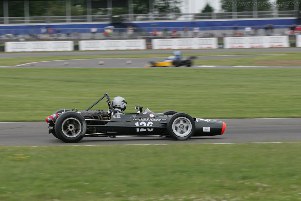 BRM P126 - Chassis: P126-01   - 2006 Silverstone Classic