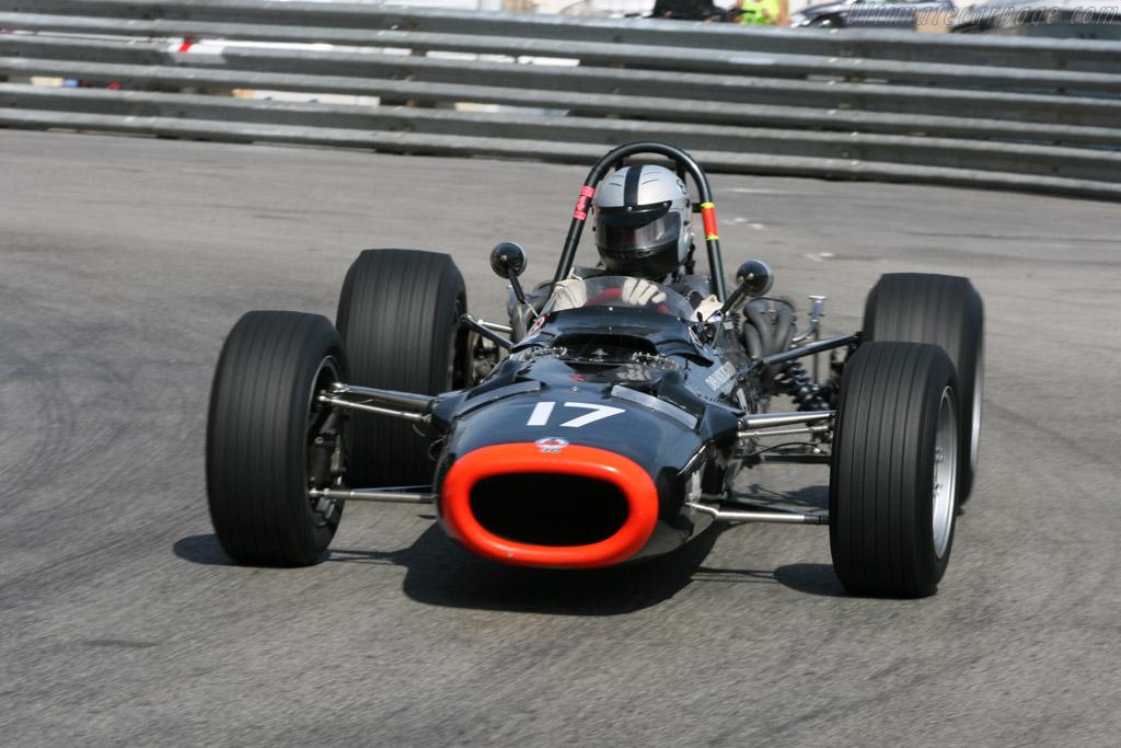 BRM P126 - Chassis: P126-01   - 2006 Monaco Historic Grand Prix