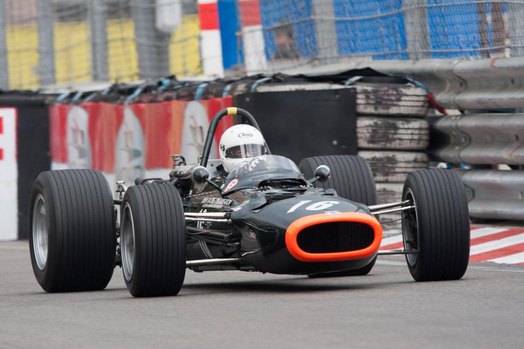 BRM P126 - Chassis: P126-01   - 2012 Monaco Historic Grand Prix
