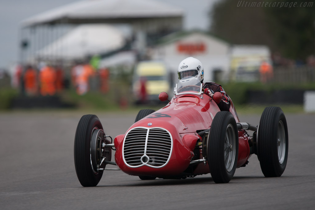 Maserati 4CLT - Chassis: 1608   - 2012 Goodwood Revival