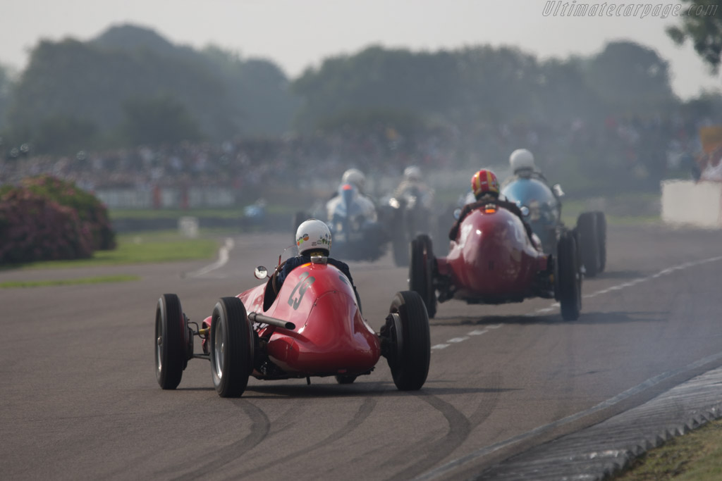 Maserati 4CLT - Chassis: 1608   - 2014 Pebble Beach Concours d'Elegance