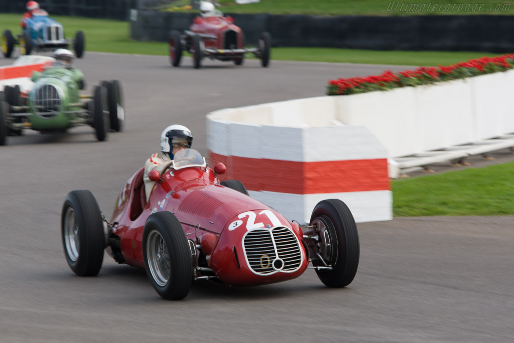 Maserati 4CLT - Chassis: 1604   - 2008 Goodwood Revival