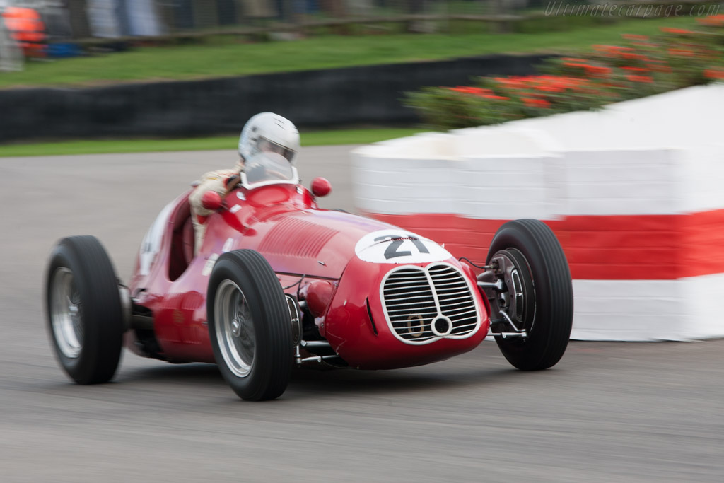 Maserati 4CLT - Chassis: 1604   - 2013 Goodwood Revival