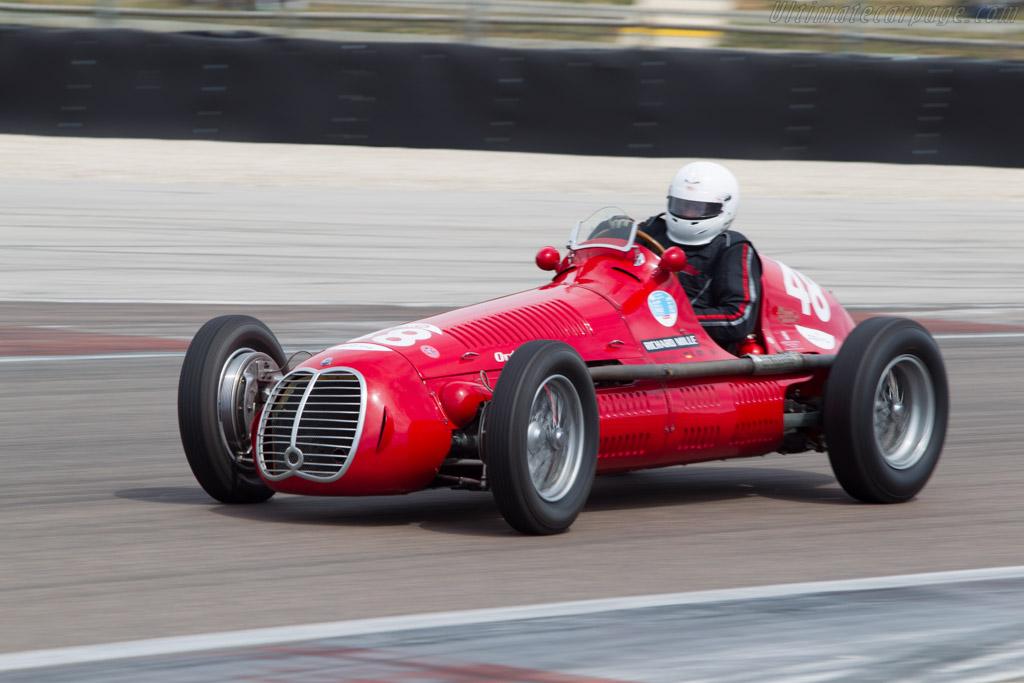 Maserati 4CLT - Chassis: 1600   - 2014 Grand Prix de l'Age d'Or