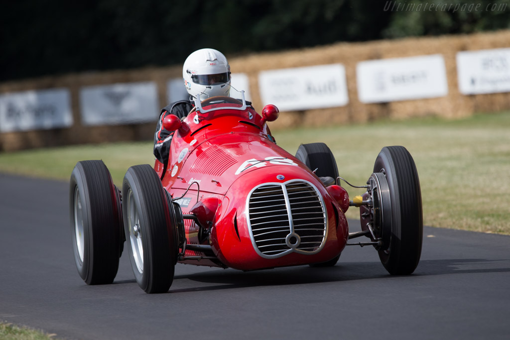 Maserati 4CLT - Chassis: 1600   - 2014 Goodwood Festival of Speed