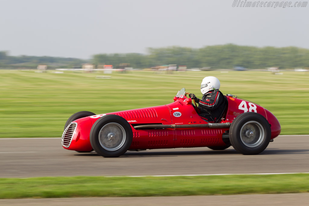 Maserati 4CLT - Chassis: 1600   - 2014 Goodwood Revival