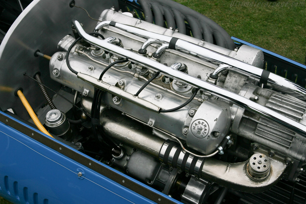Maserati 4CLT - Chassis: 1599   - 2006 Pebble Beach Concours d'Elegance