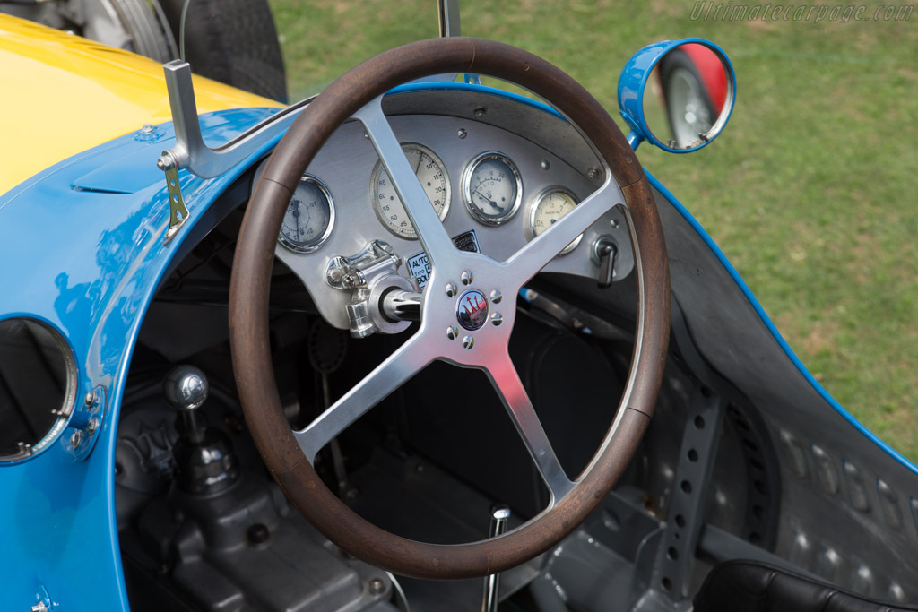 Maserati 4CLT - Chassis: 1599   - 2014 Pebble Beach Concours d'Elegance
