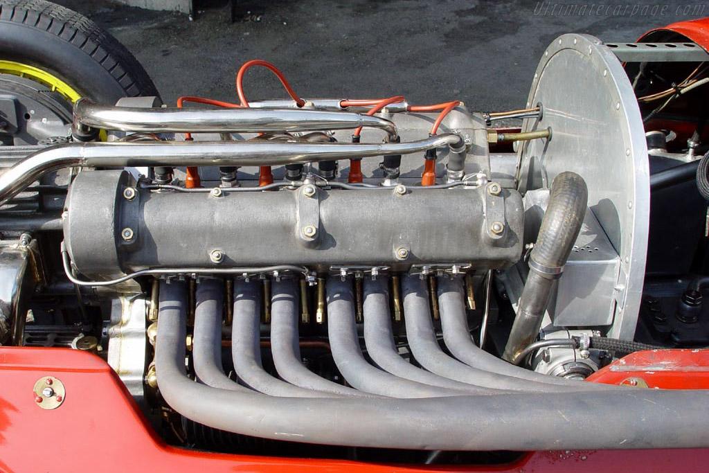 Maserati 4CLT