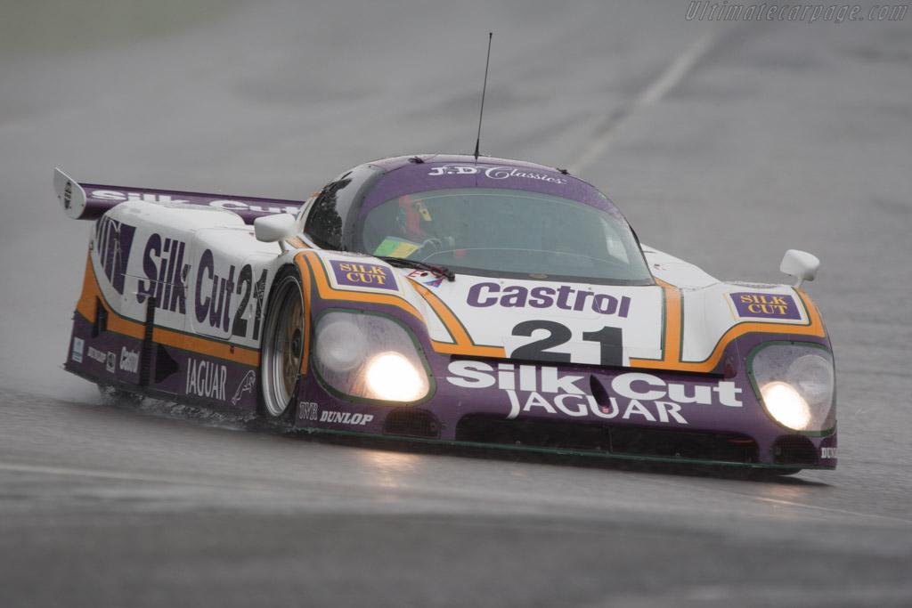 Jaguar XJR-9 LM - Chassis: J12-C-188   - 2010 24 Hours of Le Mans