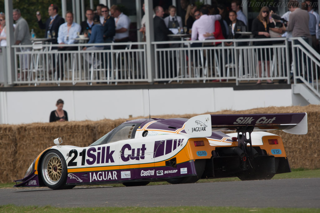 Jaguar XJR-9 LM - Chassis: J12-C-188   - 2011 Goodwood Festival of Speed