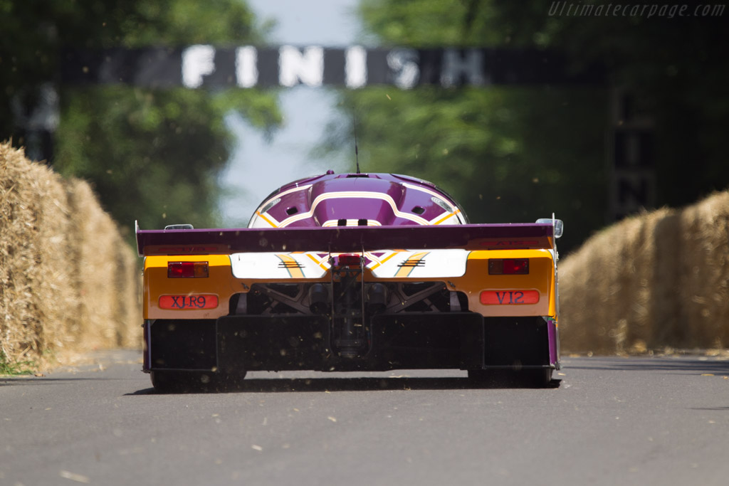 Jaguar XJR-9 LM - Chassis: J12-C-488   - 2013 Goodwood Festival of Speed