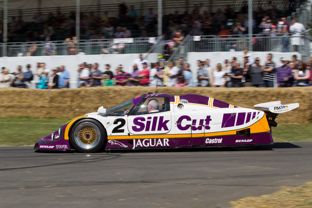 Jaguar XJR-9 LM - Chassis: J12-C-488   - 2014 Goodwood Festival of Speed