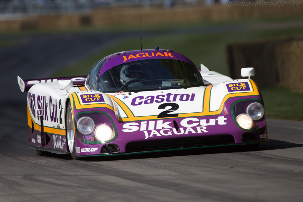 1988 Jaguar Xjr 9 Lm Images Specifications And Information