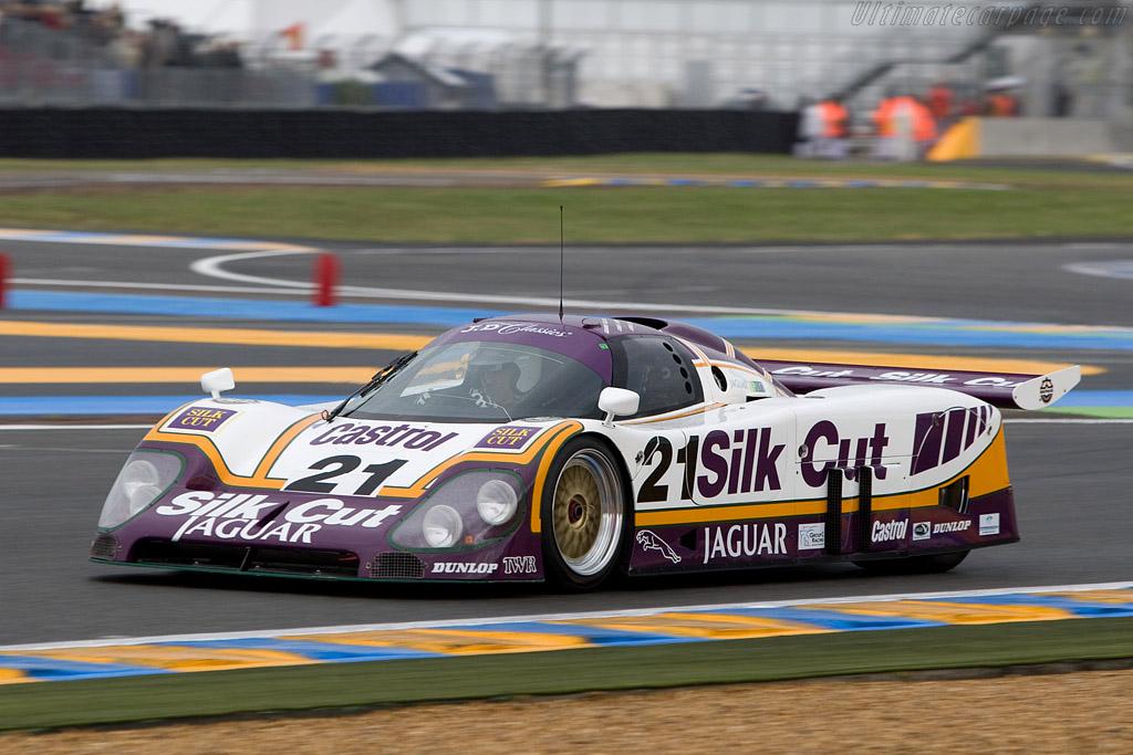 Jaguar XJR-9 LM - Chassis: J12-C-188   - 2008 24 Hours of Le Mans