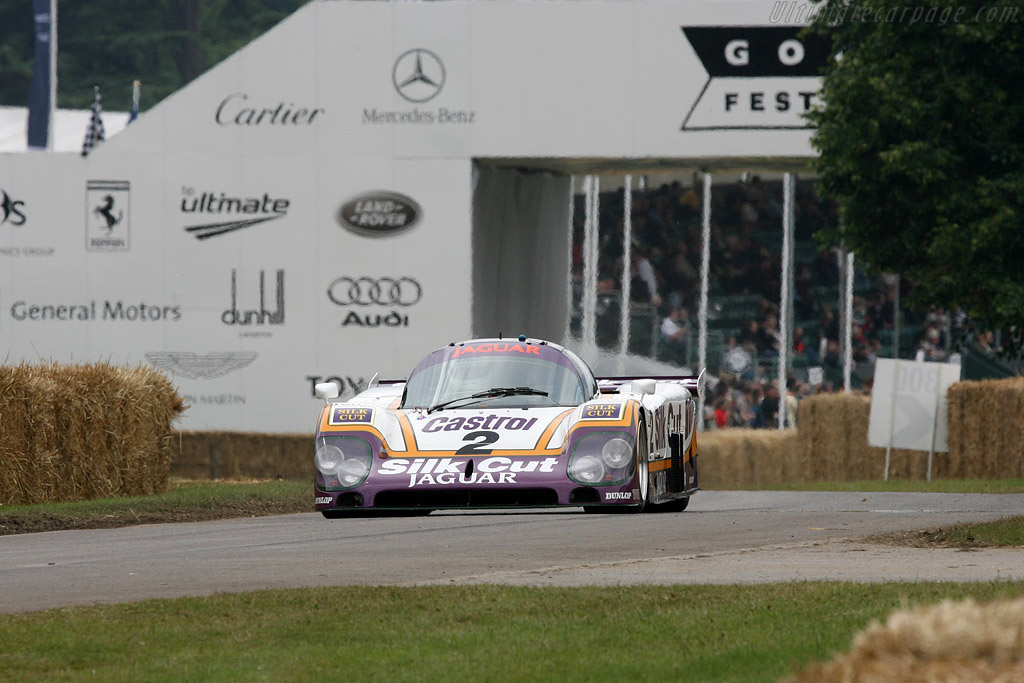Jaguar XJR-9 LM - Chassis: J12-C-488   - 2007 Goodwood Festival of Speed