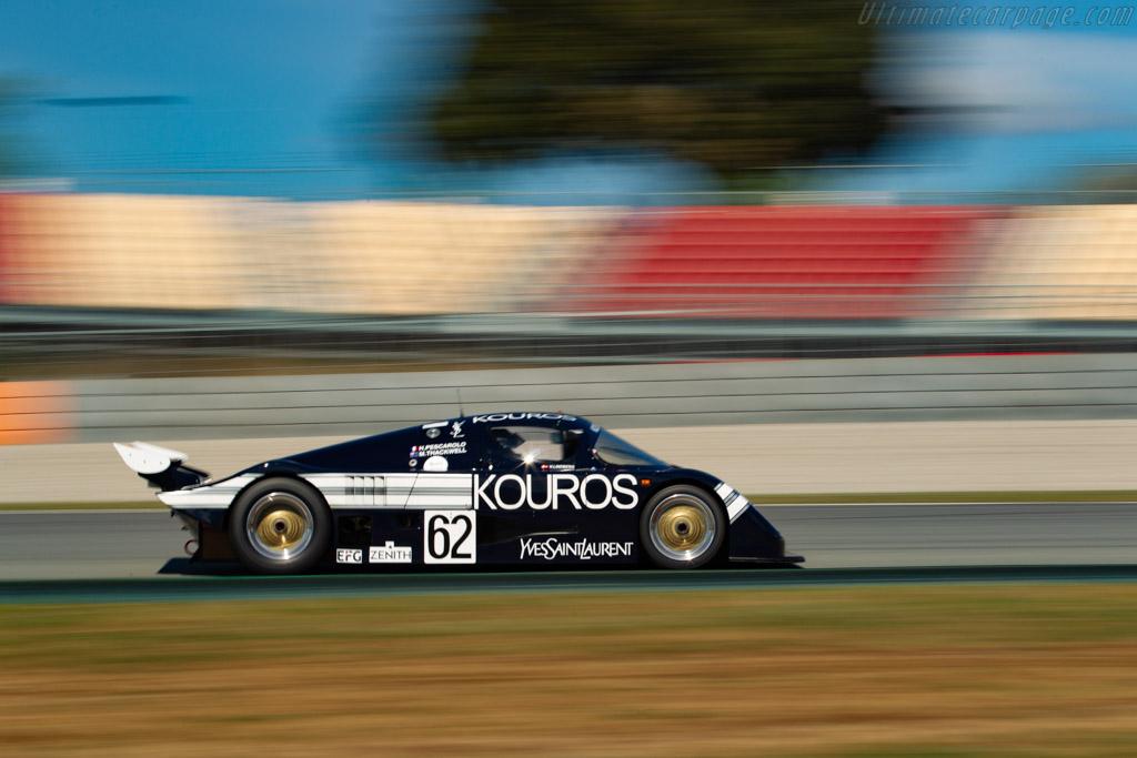 Sauber C8 Mercedes - Chassis: 86.C8.02  - 2019 Espiritu de Montjuic
