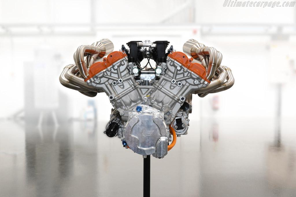 Gordon Murray Automotive T.50