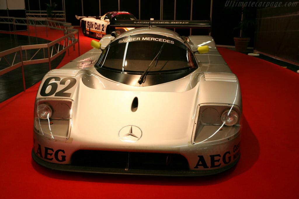 Sauber Mercedes C9 - Chassis: 87.C9.02   - 2006 Essen Motor Show