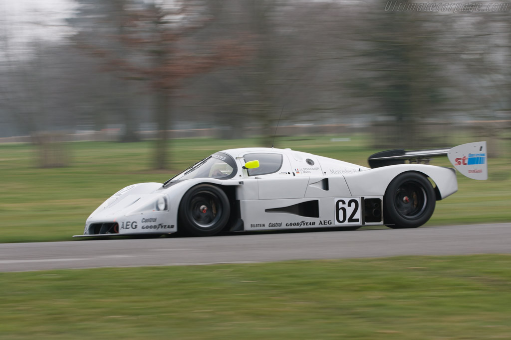 Sauber Mercedes C9 - Chassis: 88.C9.05   - 2012 Goodwood Preview