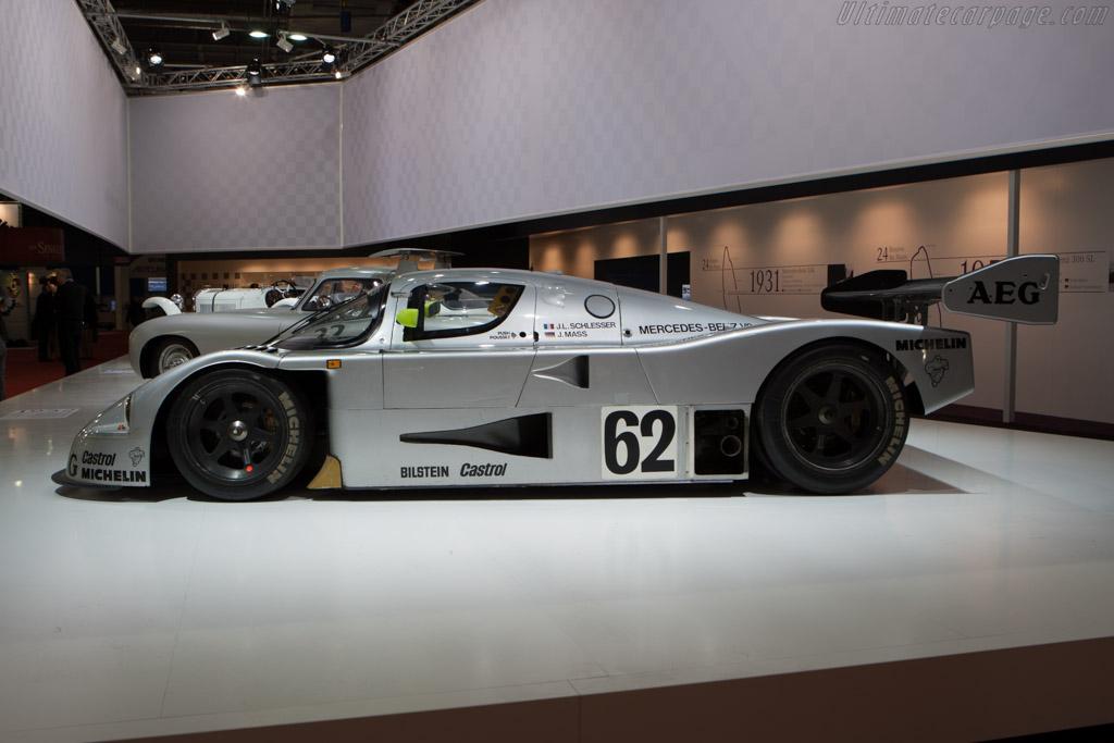 Sauber Mercedes C9 - Chassis: 87.C9.02   - 2012 Retromobile