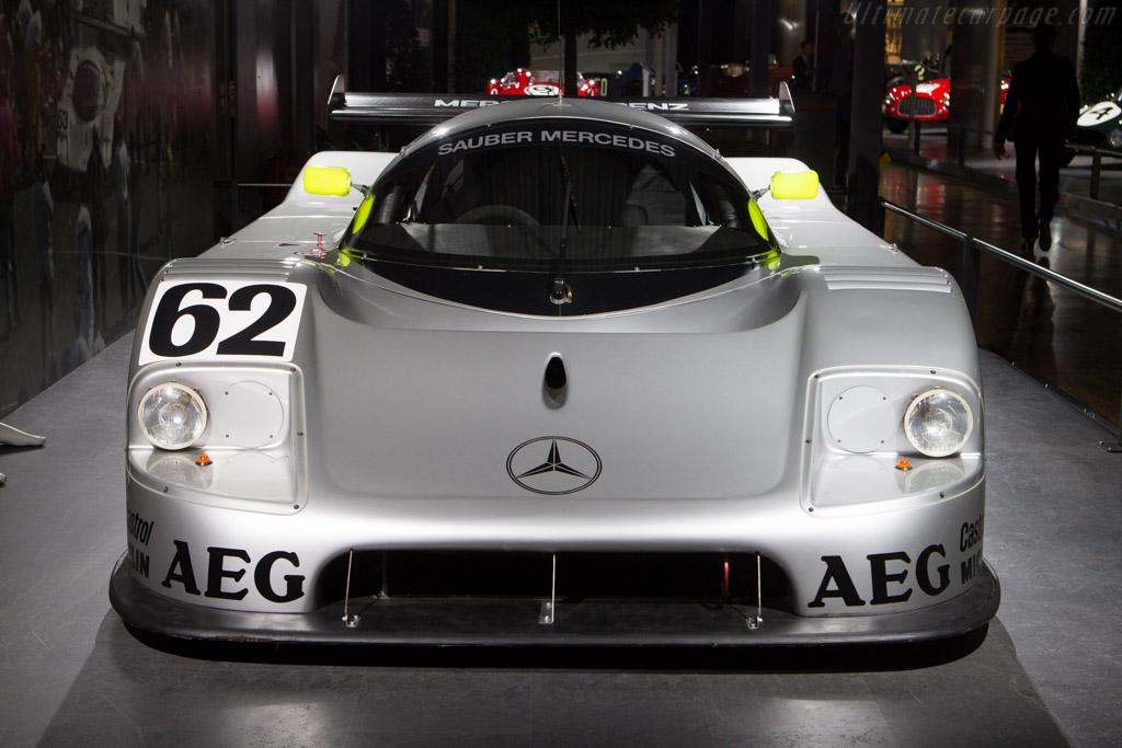 Sauber Mercedes C9 - Chassis: 87.C9.01   - 2014 Geneva International Motor Show