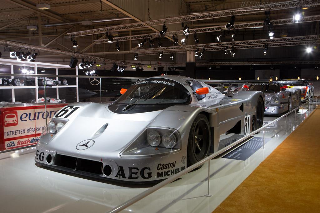 Sauber Mercedes C9 - Chassis: 88.C9.04   - 2014 Techno Classica