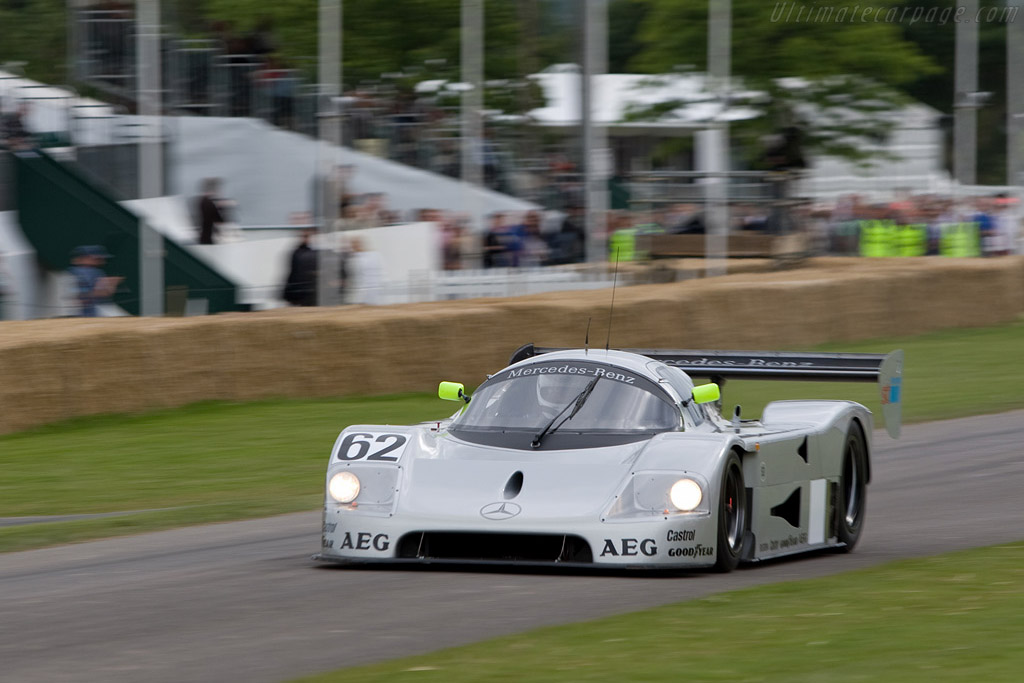 Sauber Mercedes C9 - Chassis: 88.C9.05   - 2008 Goodwood Festival of Speed