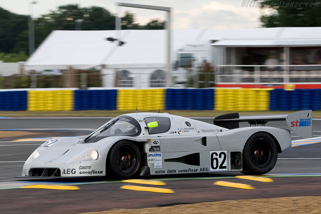 Sauber Mercedes C9 - Chassis: 88.C9.05   - 2008 24 Hours of Le Mans