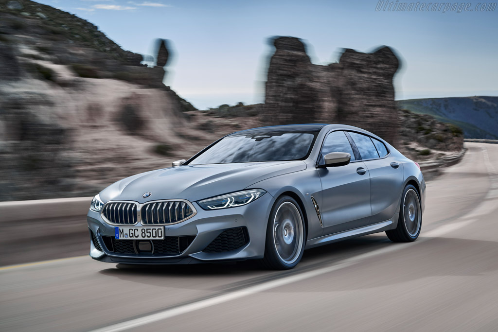 2019 Bmw M850i Xdrive Gran Coupe Images Specifications And