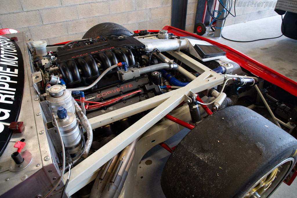 Chevrolet Corvette ZR1 Le Mans - Chassis: DRMLMZR1C-001  - 2019 Grand Prix de l'Age d'Or