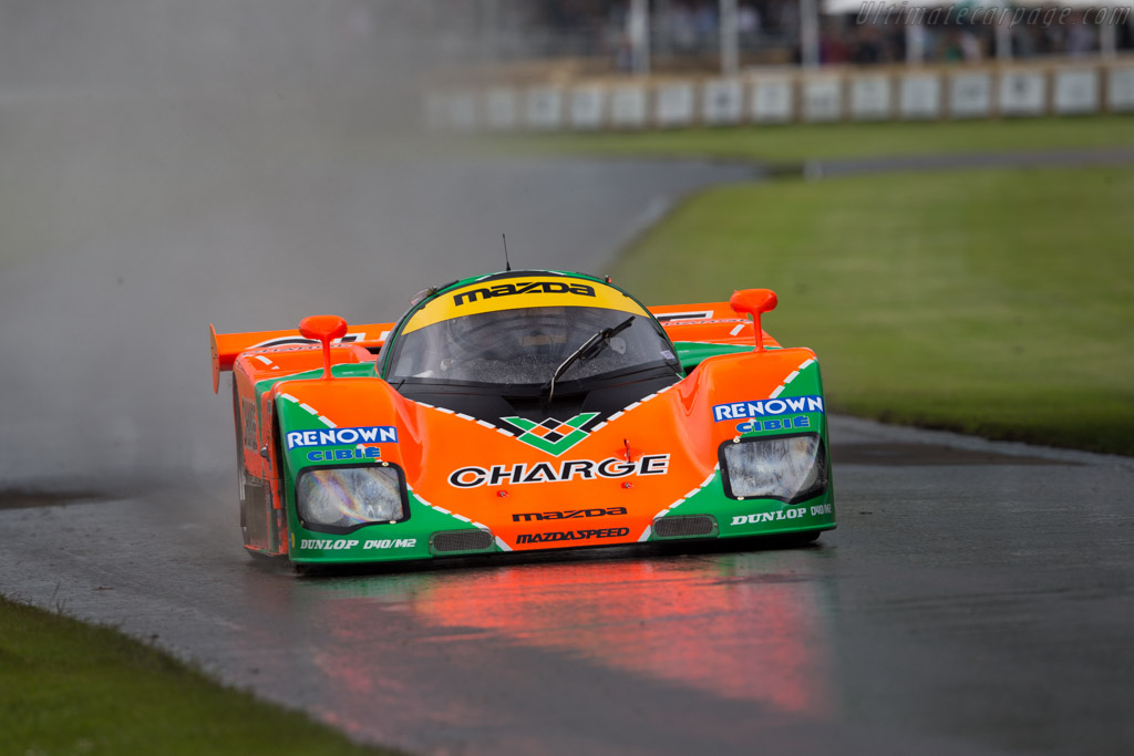 Mazda 767B - Chassis: 767 - 003   - 2016 Goodwood Festival of Speed