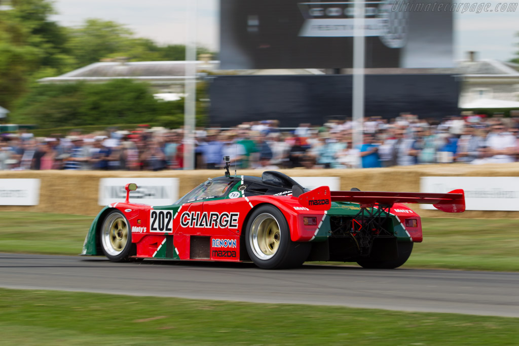 Mazda 767B - Chassis: 767 - 001   - 2015 Goodwood Festival of Speed