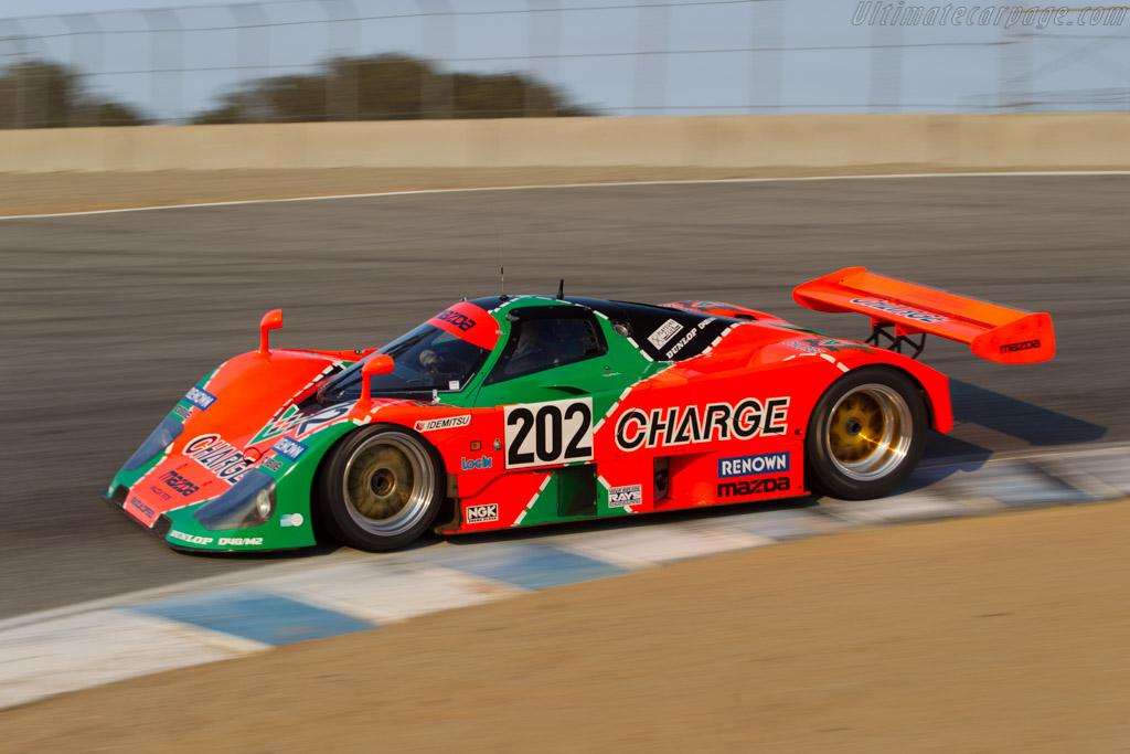 Mazda 767B - Chassis: 767 - 002   - 2016 Monterey Motorsports Reunion