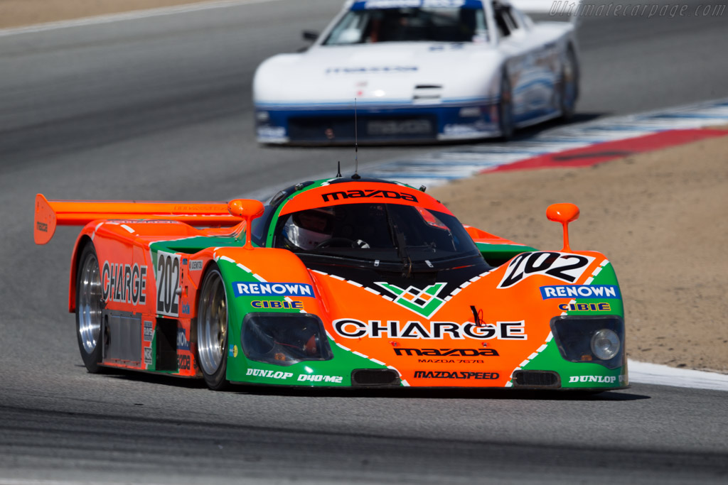 1989 Mazda 767b Images Specifications And Information