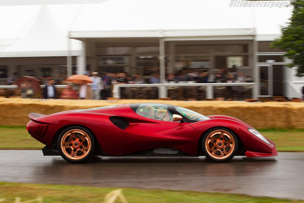 DeTomaso P72   - 2019 Goodwood Festival of Speed