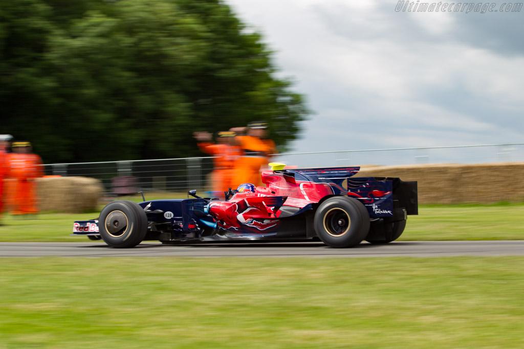 Toro Rosso STR3 Ferrari - Chassis: STR3-04 - Driver: Adrian Newey - 2016 Goodwood Festival of Speed