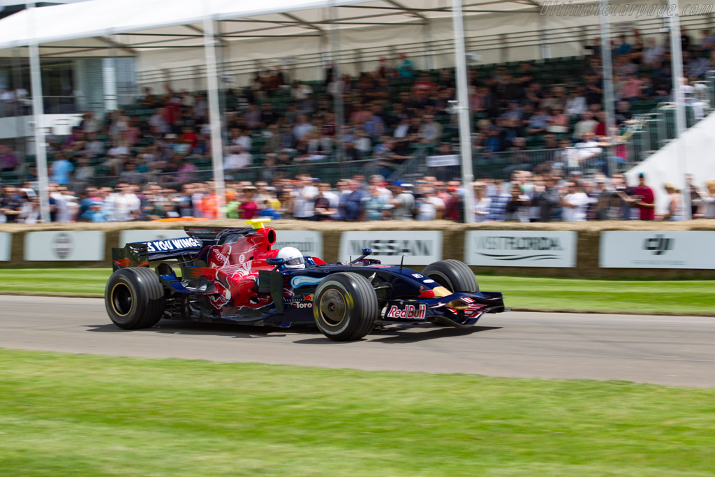 Toro Rosso STR3 Ferrari - Chassis: STR3-04 - Driver: Nick Mason - 2016 Goodwood Festival of Speed