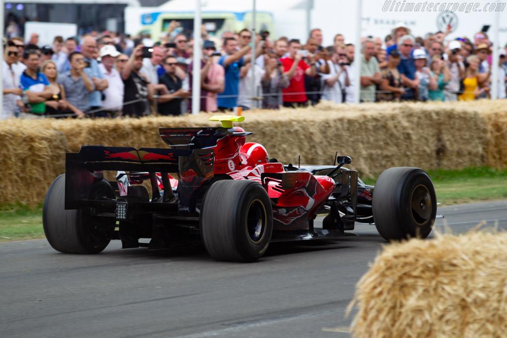 Toro Rosso STR3 Ferrari - Chassis: STR3-04  - 2019 Goodwood Festival of Speed