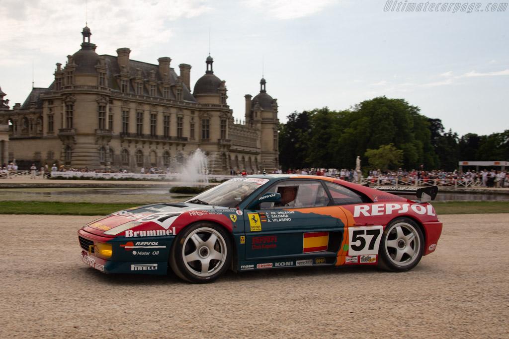 Ferrari 348 GT/C LM - Chassis: 97553  - 2019 Chantilly Arts & Elegance
