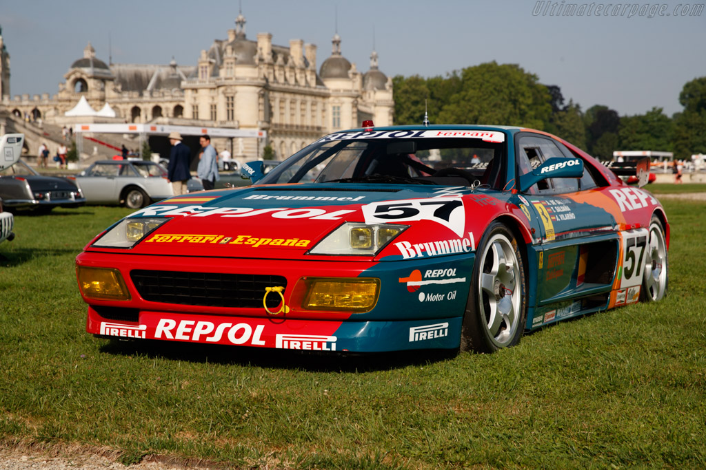 1994 Ferrari 348 Gtc Lm Images Specifications And